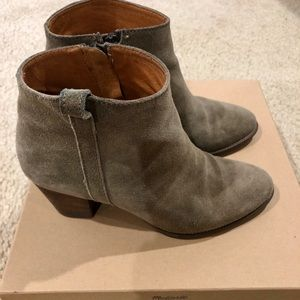 Madewell Shoes - Madewell Billie boot